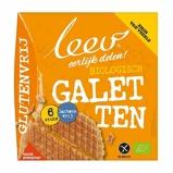 Afbeelding vanLeev Bio glutenvrije galetten (lactosevrij) (6 stuks)