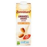 Afbeelding vanZonnatura Amandel drink ongezoet (1 liter)