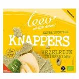 Afbeelding vanLeev Bio Tuinkruiden Knappers Glutenvrij, 150 gram