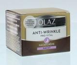 Afbeelding vanOlaz Anti Wrinkle Pro Vital Veroudering Hydraterende Nachtcrème 50 ml Actie