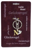 Afbeelding vanSteengoed Geluksengel Sleutelhanger N (1st)