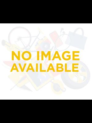 Afbeelding van 3 vaks Dames schoudertas shopper CAIL zwart