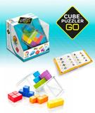Afbeelding vanSmart Games Display 6 st: Cube Puzzler Go (80 opdrachten)