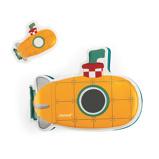 Afbeelding vanJanod Badspeelgoed Badboekje, mijn Duikboot