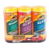 Afbeelding vanArmor All reinigingsdoekjesset Car Triple Pack 3 x 30 stuks