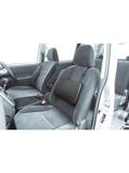 Afbeelding vanAutoStyle Lordose zitkussen 36 x 26 8 cm zwart