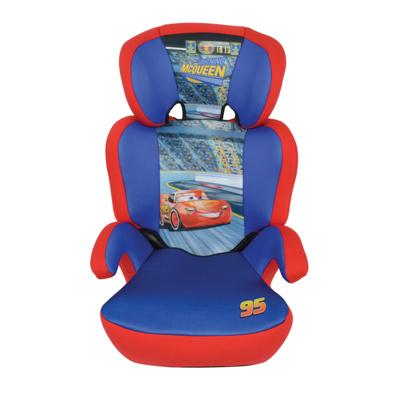Afbeelding van Disney autostoeltje Cars 3 groep 2 rood/blauw