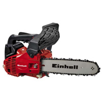 Thumbnail of Einhell benzine kettingzaag bedienbaar met 1 hand gc pc 930 i