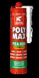 Afbeelding vanGriffon polymax fix seal express 425 gr, wit