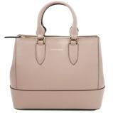 Εικόνα τουSaffiano leather handbag Dusty Rose