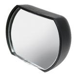 Afbeelding vanHercules dodehoekspiegel vrachtwagens 14 cm zwart