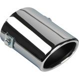 Afbeelding vanAutoStyle uitlaatsierstuk ovaal >55 mm 10,5 cm RVS chroom