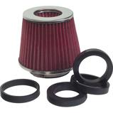 Afbeelding vanAutoStyle luchtfilter 155 x 155 mm 60/65/70/75/80/85/89 mm roze