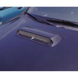 Afbeelding vanAutoStyle decoratieve luchtinlaat AirFlow II zwart 50 x 21,2 cm