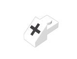 Zdjęcie1x1 skos z 1x1 1/3 krzyż niemiecki mini