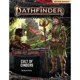 Imagine dinAdventure Path: Cult of Cinders (Age of Ashes 2 of 6): Pathfinder RPG Second Edition