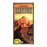Εικόνα του7 Wonders Cities Expansion Board Game