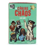 Imagine dinCanine Chaos Card Game