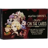 Imagine dinAgatha Christie's Death on the Cards Card Game