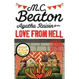 Imagine dinAgatha Raisin and the Love from Hell by M. C. Beaton (Paperback, 2016)