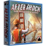 Imagine dinAftershock: San Francisco & Venice Board Game