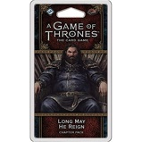 Imagine dinA Game of Thrones LCG 2nd Edition Long May He Reign Expansion