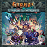 Imagine dinClank! In! Space! Cyberstation 11 Expansion