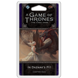 Imagine dinA Game of Thrones LCG: In Daznak's Pit Chapter Pack