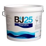 Image of REST: B&J 25 Vægmaling 2,7 Liter