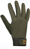 Image of MacWet Climatec riding gloves (Colour: green, glove size: 10.5)
