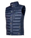 Image ofBaleno Aston Padded Bodywarmer Fishing zip jacket