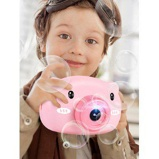 Εικόνα τουCartoon Piggy Flash Bubble Camera Toy