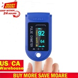ObrázekDHL UPS Digital Finger Oximeter Portable Electronic LED Display Fingertip Pulse Oximeter Oxymeter
