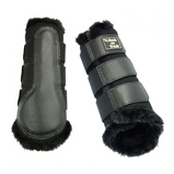 Immagine diBack on Track 3D Mesh Brushing Boots faux fur