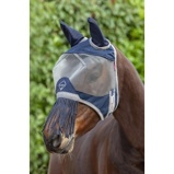 ObrázekLeMieux Armour Shield Fly Mask with ears and fringe nose