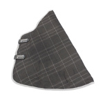 ObrázekRhino Original stable Hood Charcoal Grey & White Check with grey 150g