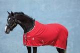 ObrázekAmigo by Horseware Stable Sheet White/Green/Black 140/190