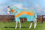 Image deAmigo by Horseware 3in1 Evolution DF Aqua/Orange 145/198