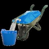 Bilde avAquaTrans water bag 80L