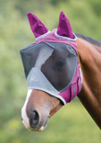 Bilde avShires Fly Mask Deluxe with ears