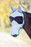 Bilde avShires Flymask Ultra Pro with ears and nose