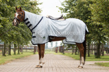 Image of MASTER Exercise Riding Rug with Neck