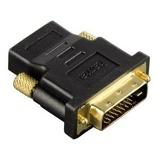 Afbeelding vanCompact Adapter Dvi d plug Hdmi Socket Hama