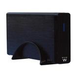 """Afbeelding vanOnbekend Externe Doos Eminent EW7047 2.5"""" 3.5"""" IDE / SATA USB 2.0 Zwart"""