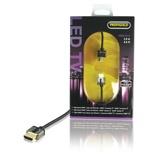 Afbeelding vanProfessionele HDMI kabel 1 meter 1.4 High Speed met Ethernet short