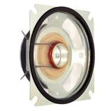 Afbeelding vanBreedband luidspreker waterbestendig 8 cm (3.3) 4 Ohm Visaton