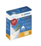 Afbeelding vanHERMA Transparol fotohoeken, inhoud: 500 stuks