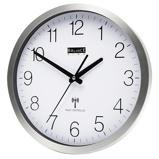 Afbeelding vanBalance HE Clock 89 Aluminium Zendergestuurde Wandklok
