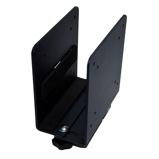 Afbeelding vanCPU houder Newstar Thin client 20 zwart Monitorarmen