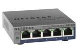 Afbeelding vanNetgear ProSAFE 5 Port Gigabit Unmanaged+POE
